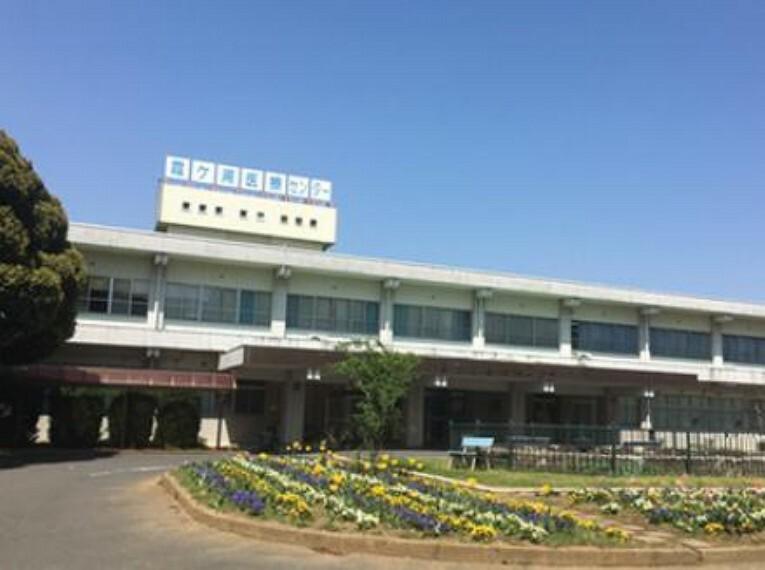 病院 【総合病院】独立行政法人国立病院機構霞ヶ浦医療センターまで482m