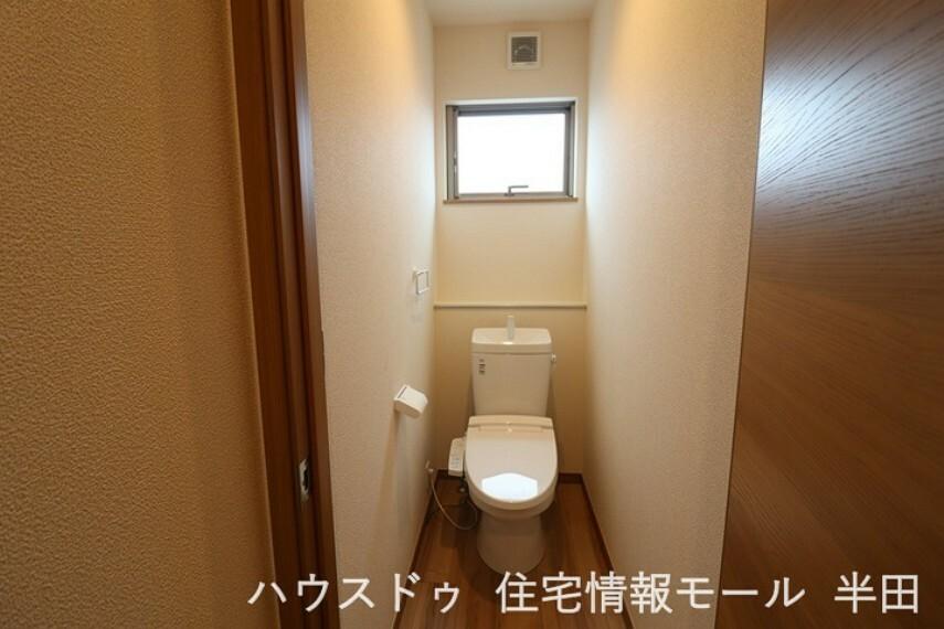 トイレ トイレは各階に設置。