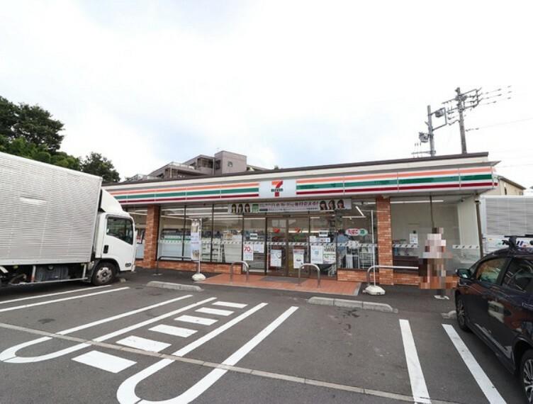 コンビニ セブンイレブン川崎初山2丁目店