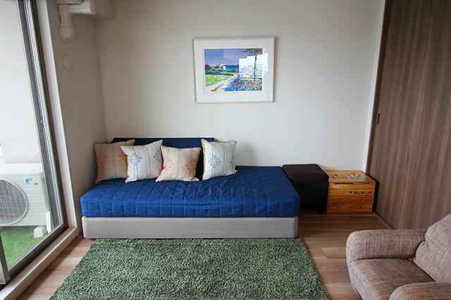 洋室 ●全居室にしっかりと収納スペースが確保された間取りです。