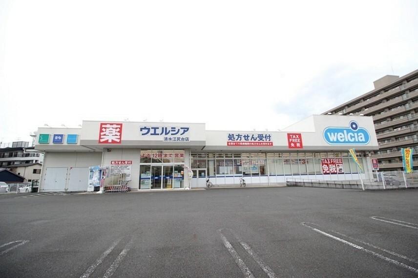ドラッグストア ウエルシア 清水江尻台店