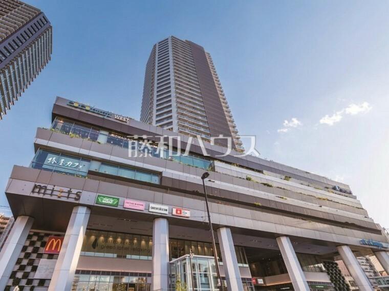 JR中央線・西武国分寺線・西武多摩湖線「国分寺」駅
