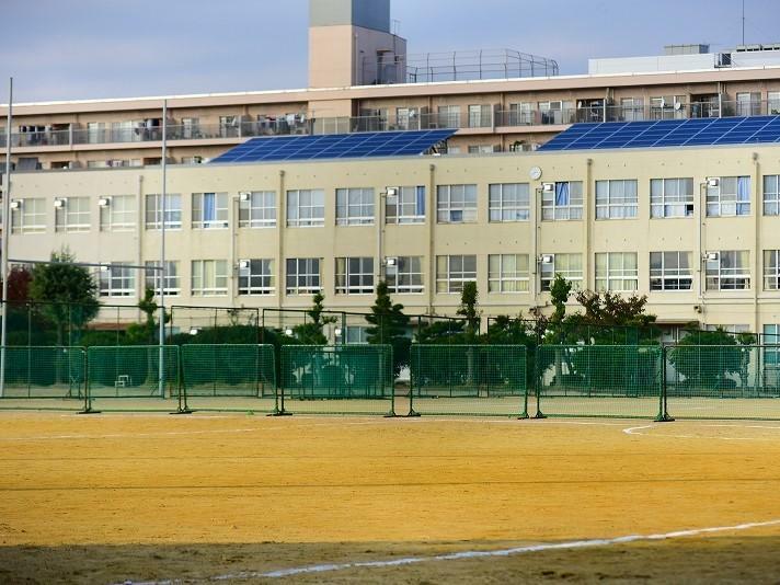 中学校 御田中学校(約450m)徒歩約6分