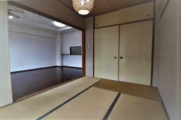 和室 和室からLDKを眺めて・・・