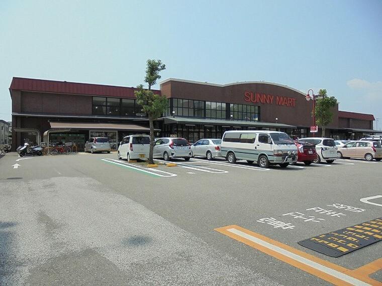 スーパー 【スーパー】サニーマート薊野店まで884m
