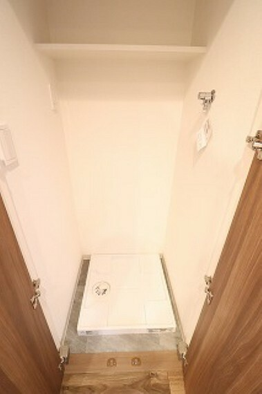 ランドリースペース 洗濯機スペース