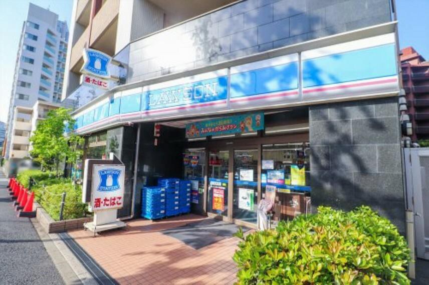 コンビニ 【コンビニエンスストア】ローソン 代々木西参道店まで169m