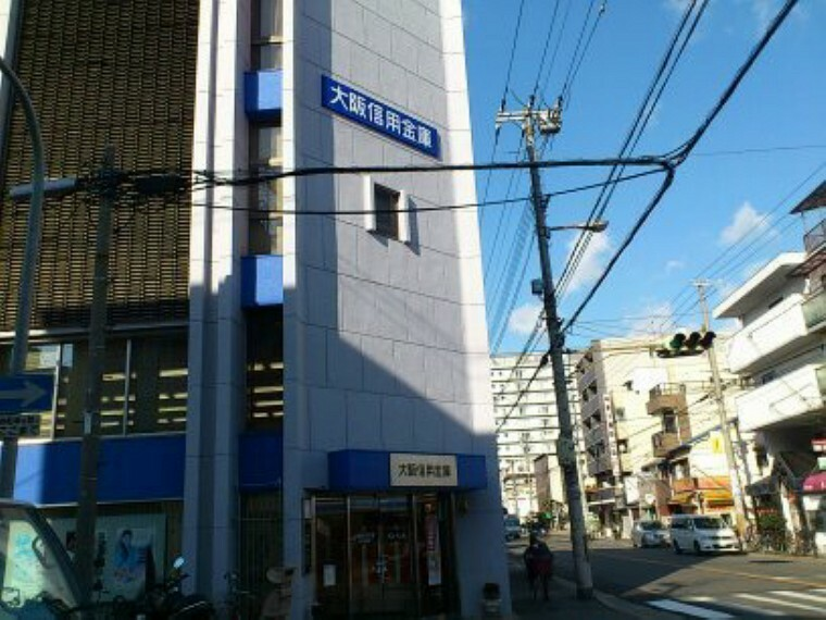 銀行 大阪信用金庫住之江支店