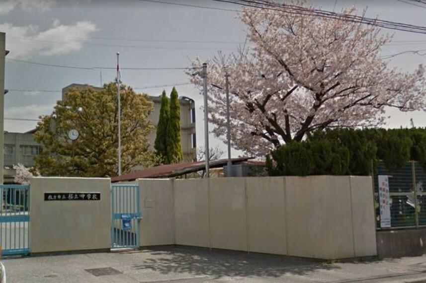 中学校 枚方市立桜丘中学校