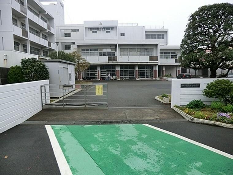 中学校 横浜市立栗田谷中学校