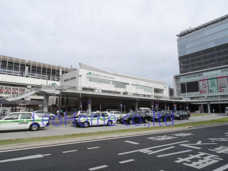 【駅】高崎駅まで3374m