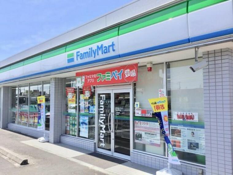 コンビニ 【コンビニエンスストア】ファミリーマート中津駅東店まで106m