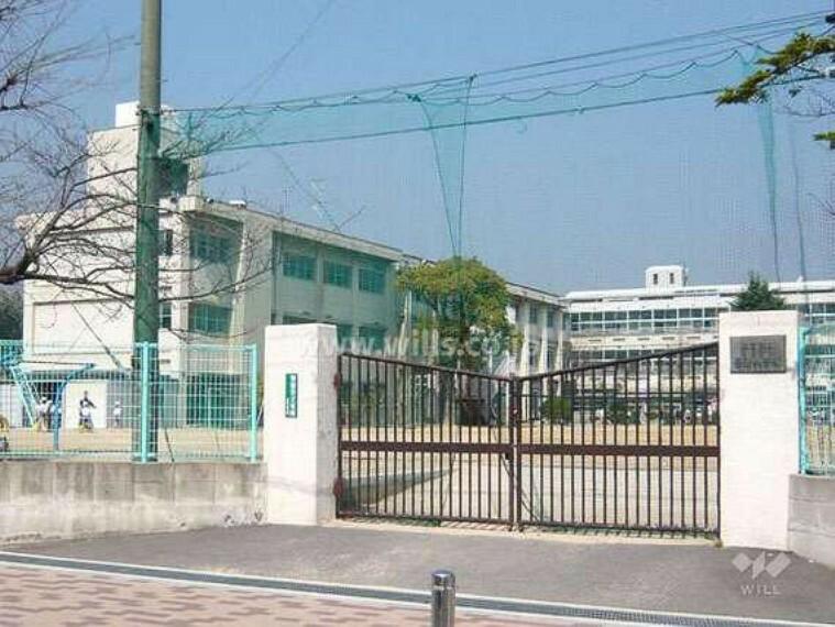 小学校 安井小学校[公立]の外観