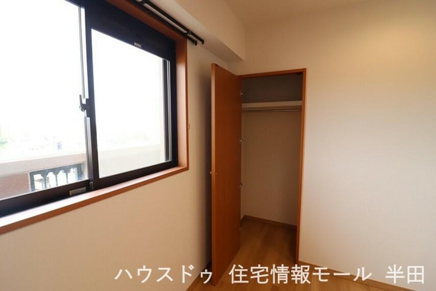 収納 スペースを有効利用した収納が各所にあります。