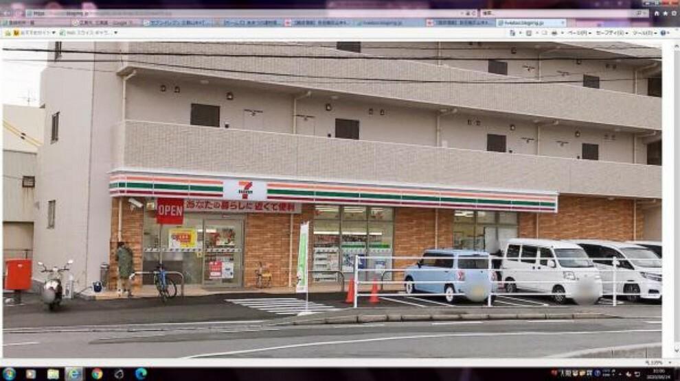 コンビニ セブンイレブン 広島山本4丁目店