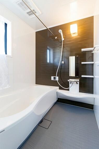 浴室 1号棟 毎日のリラックスタイムに最適なバスルーム!