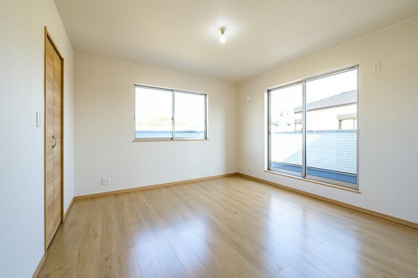 洋室 G号棟 専用収納スペースが付いたゆったりくつろげる洋室!