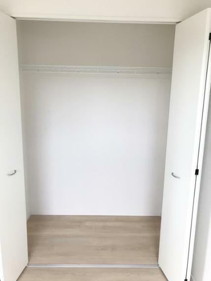 収納 2階6帖洋室(収納)