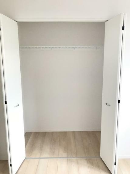 収納 2階8.5帖洋室(収納)