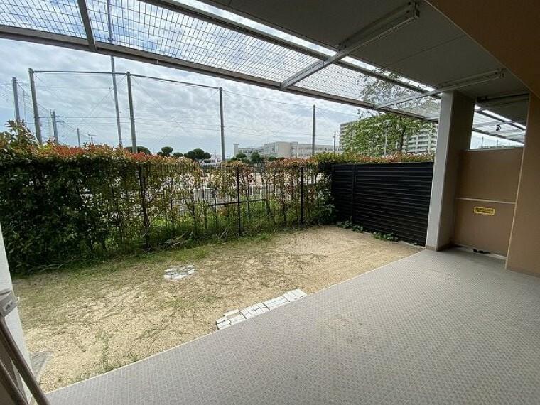 バルコニー テラス・専用庭(南側)