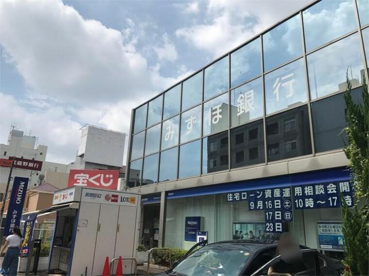 銀行 みずほ銀行 西川口支店