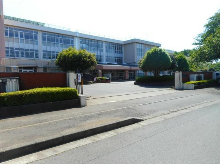 小学校 土浦市立都和南小学校