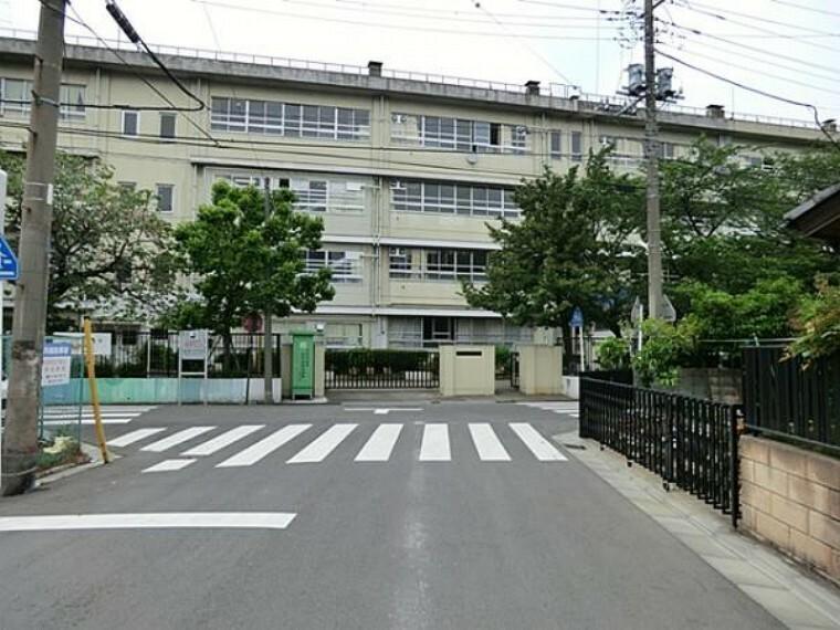 中学校 川崎市立渡田中学校 645m