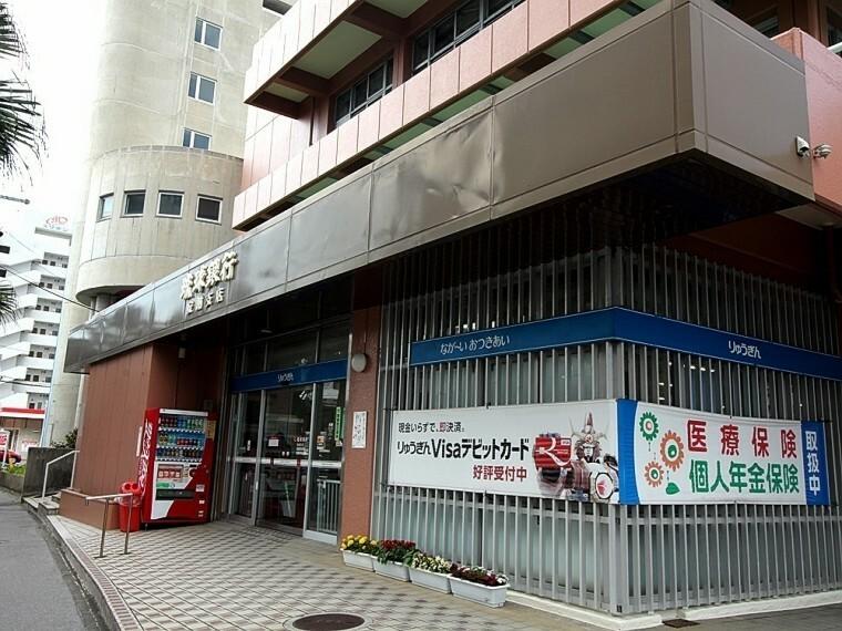 銀行 琉球銀行安謝支店
