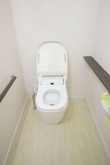 トイレ 清潔感あふれるトイレ