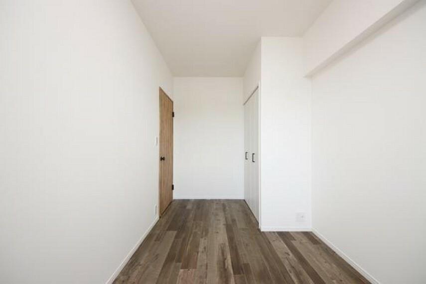 洋室 ご家族のプライベートシーンを演出する、やすらぎとくつろぎの空間。