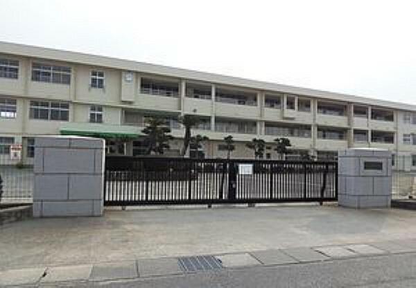 中学校 倉敷市立福田中学校