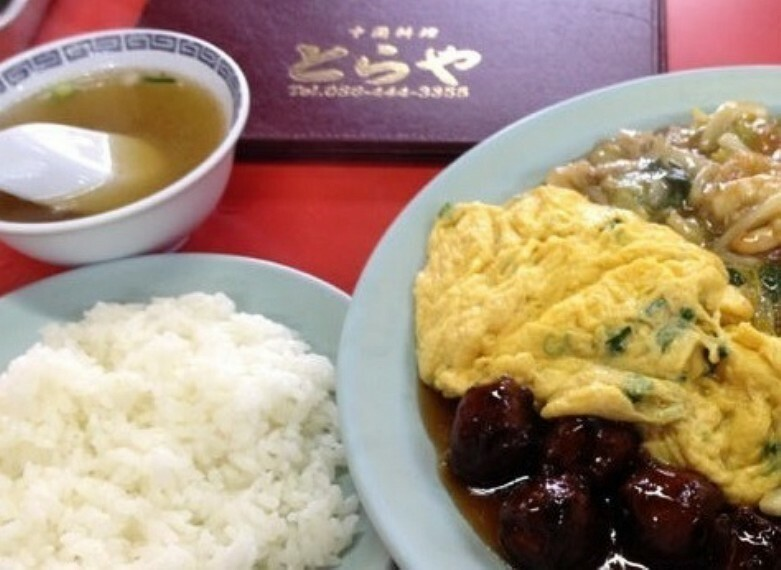 中国料理とらや本店