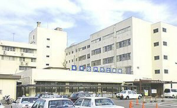 病院 国保松戸市立病院 近くにあると安心ですね