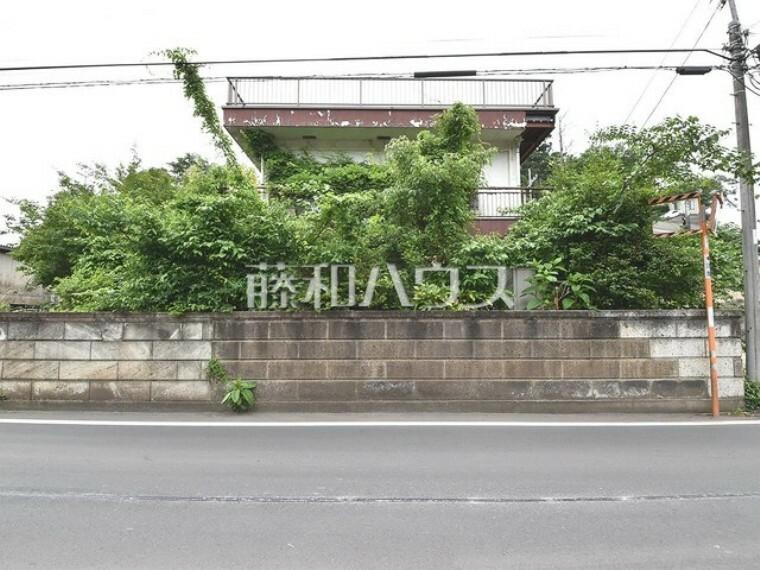 現況写真 現地写真(現況:古屋有) 【所沢市大字下富】