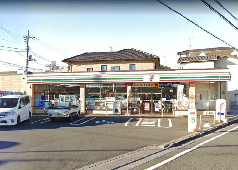 コンビニ セブンイレブン川越寿町1丁目店