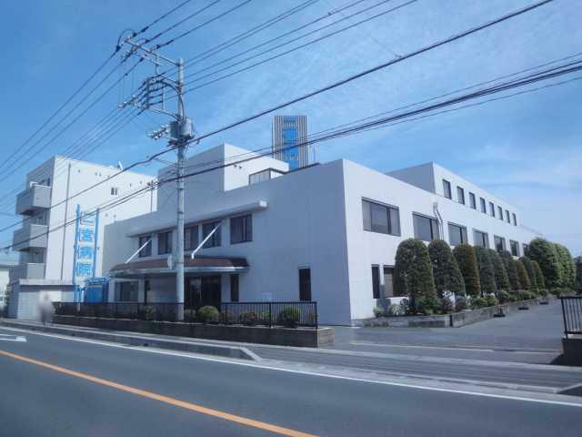 病院 医療法人二宮病院 埼玉県草加市新栄2丁目22-23