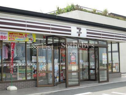 コンビニ セブンイレブン下田白浜店 徒歩23分。