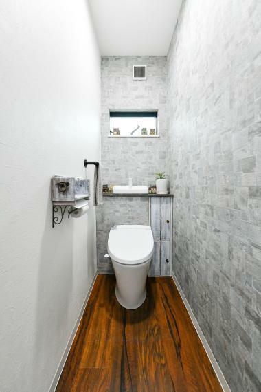 同仕様写真(内観) すっきりとしたトイレ