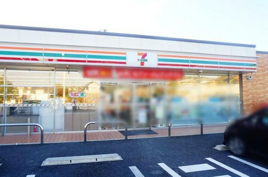 コンビニ セブンイレブン美濃加茂加茂野町西店 セブンイレブン美濃加茂加茂野町西店まで653m(徒歩約9分)