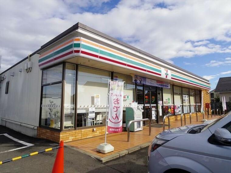コンビニ セブンイレブン所沢北野店