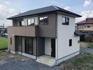 栃木市都賀町合戦場 A号棟ファイブイズホームの新築物件