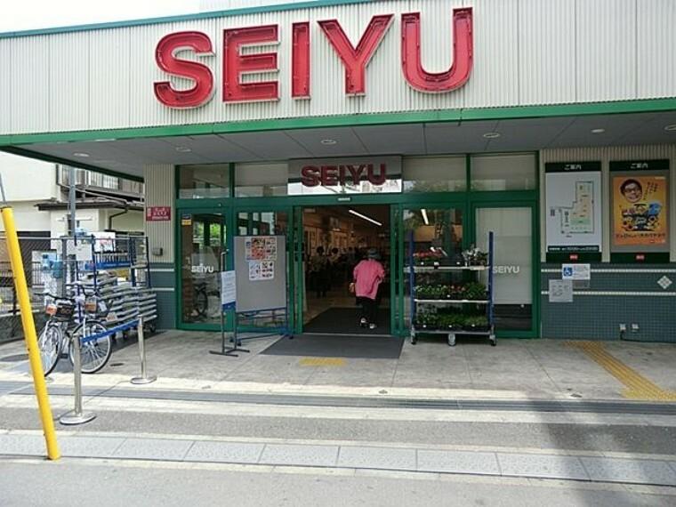 スーパー 西友桜台店 徒歩5分。
