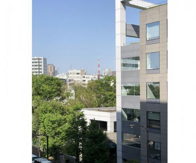 眺望 東京タワービュー