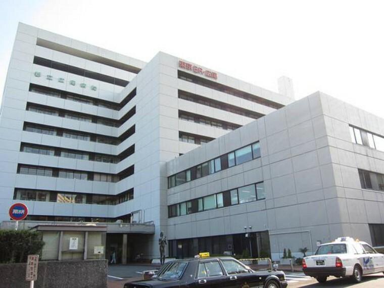 病院 【総合病院】東京都立広尾病院まで75m