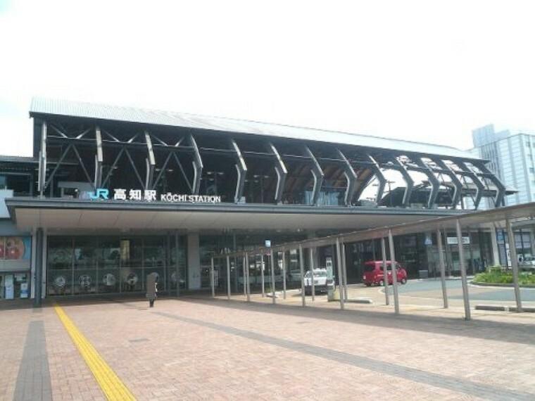 【駅】高知駅前まで529m