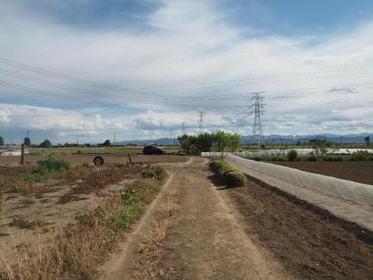 現況写真 「境町」駅利用可能です。