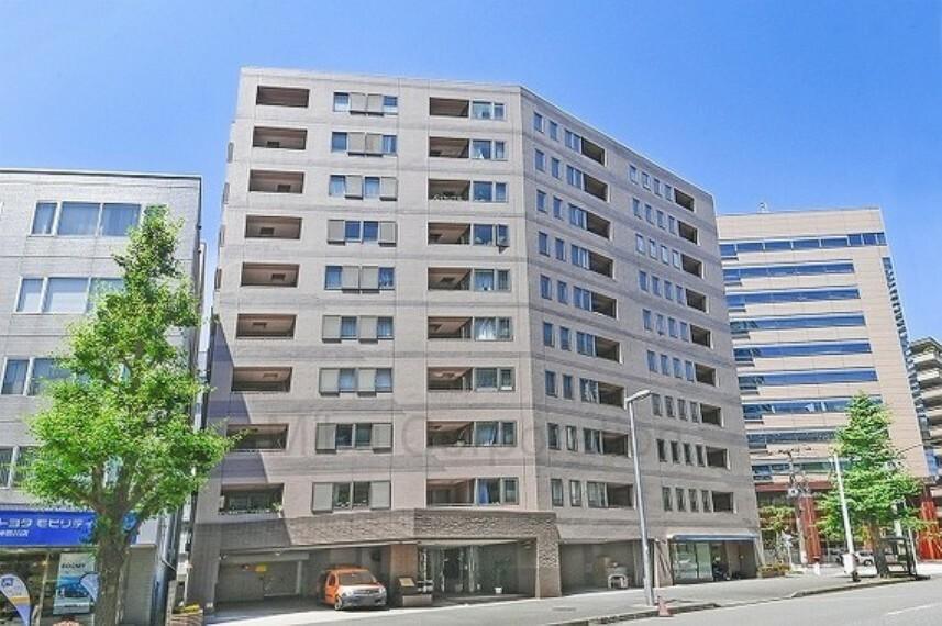 外観写真 横浜駅徒歩8分の好立地
