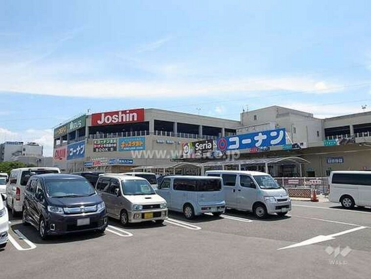 スーパー ラ・ムー(摂津店)の外観