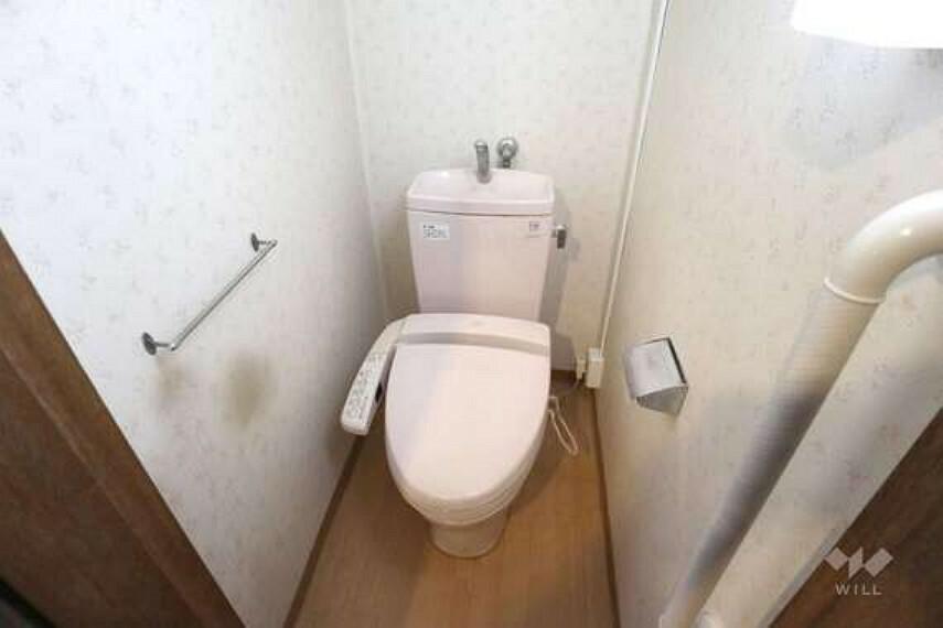 トイレ トイレ[2021年6月7日撮影]