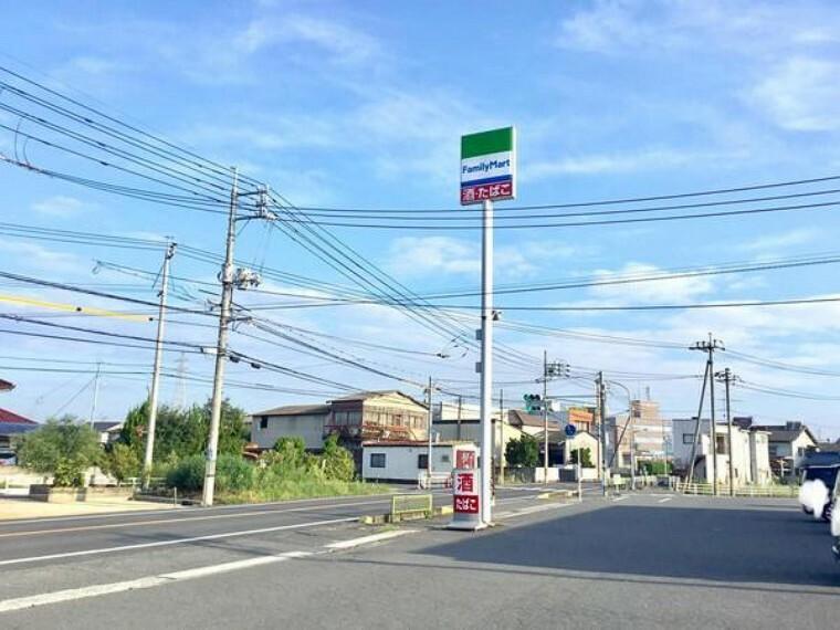 コンビニ ファミリーマート岡山金岡東町店